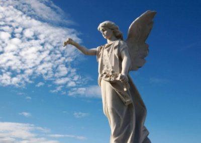 Άγαλμα ALPHA OMEGA